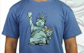 Americký idol pánské tričko